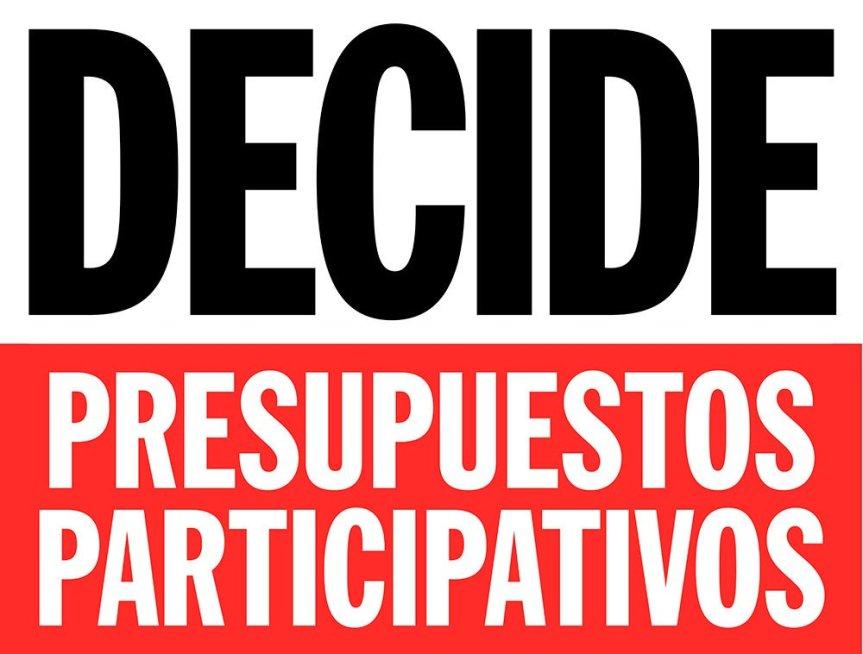 Decide Madrid Presupuestos participativos 2017