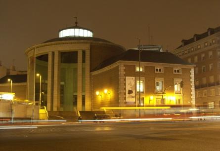 Junta Municipal del Distrito de Moncloa-Aravaca / Moncloa-Aravaca District Hall (Madrid, Spain/España)